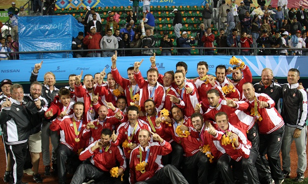 Team Canada Baseball