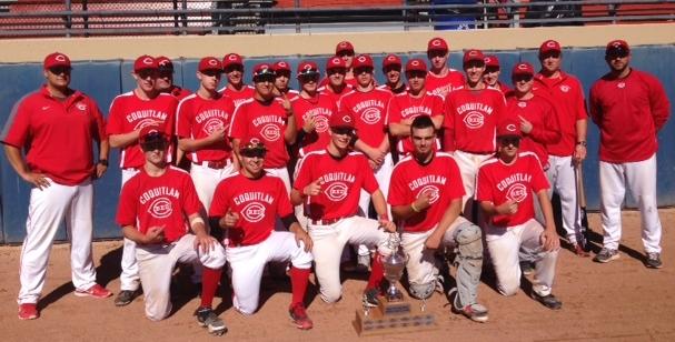 Coquitlam Reds Baseball team