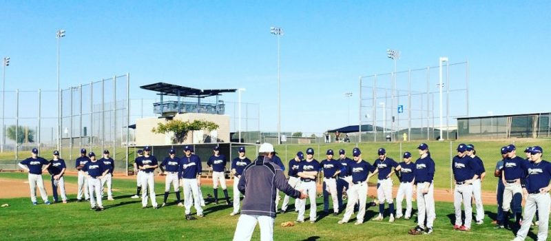 Perfect Game tune-up at Maryvale Baseball Complex