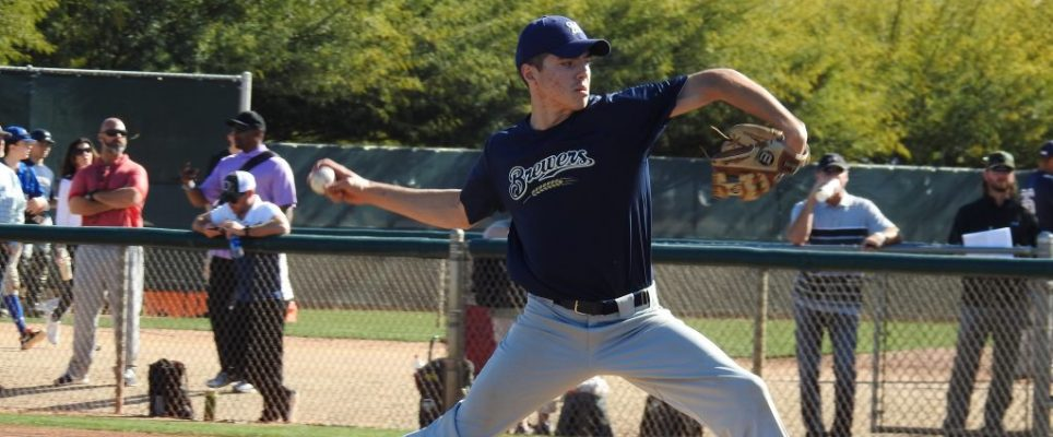Milwaukee Brewers Scout Team performs well!
